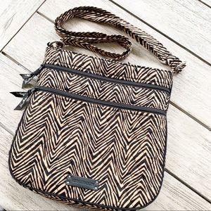 Vera Bradley Animal Print Crossbody Bag
